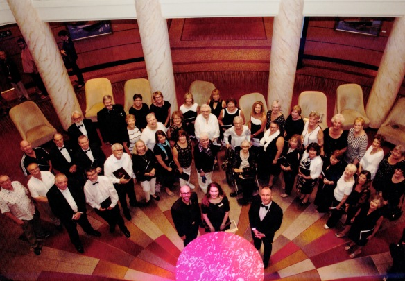 QM2 Choir
